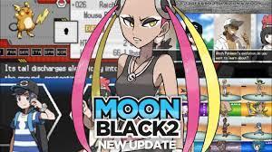 Pokemon Moon Black 2 Neue Version - NDS Rom Hack mit Mega Evolution, Gen 7,  Alola Forms, Unov... | Pokemon moon, Mega evolution, Pokemon
