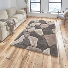 blue brown rugs area wool rug natural in for living room r