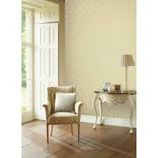Small Picture Kenneth James Jakarta Champagne Ikat Motif Wallpaper 2542 20706