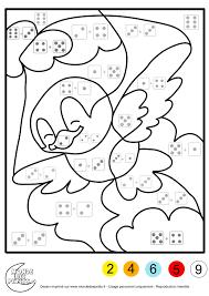 Mai Ms Coloriage Cod Num Ration Maternelle Pinterest