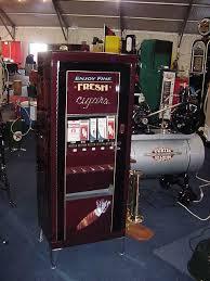 Cigar Vending Machine For Sale Awesome Vending Machines Bernies Restorations