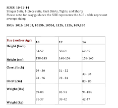 junior size junior swim pants tights by stingray sizes 8 14 solartex sun gear
