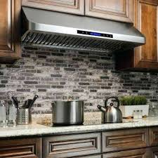 42 inch range hood. 42 Range Hood Kitchen Dual Motor Under Cabinet In Stainless Steel With Remote And . Inch