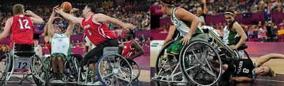 Баскетбол на колясках Рецепт Спорт Информационный портал Баскетбол на колясках