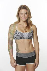 Christmas Abbott has gone from bad habits to Badass Charlotte.
