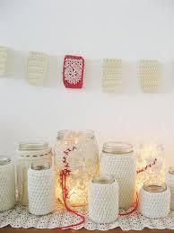 Jam Jar Decorating Ideas 100 Awesome DIY Mason Jar Crafts 54