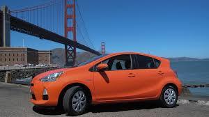 2012 Toyota Prius C: Fuel economy champ - Roadshow