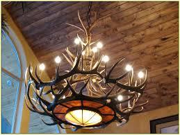 antler chandelier kit antler chandelier
