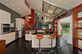 glass garage door in kitchen. Brilliant Glass Kitchen Garage Door For Glass Doors C Ideas Cabinet Hardware To Fire  Regarding Design 7 In I