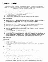Counseling Cover Letter Mental Health Counselor Cover Letter