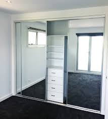 frameless mirrored closet doors. Plain Doors Wardrobe Doors Inside Frameless Mirrored Closet E