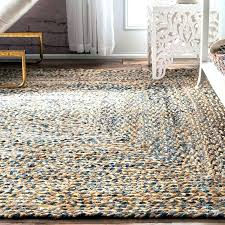 braided area rugs marvelous kitchen hand blue rug reviews wool at sears 8x10 braided area rugs