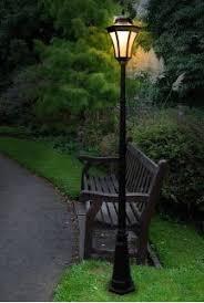 Solar Light Ideas On Pinterest  Solar Lamp Solar Garden Lights Solar Garden Post Lights