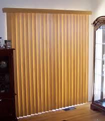 designer faux wood vertical blinds