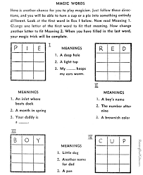 Best 25+ Printable crossword puzzles ideas on Pinterest | Kids ...