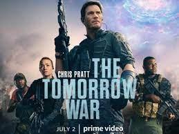 "The Tomorrow War"" Watch Online Free On Amazon Prime"