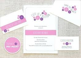 Baby Shower Registry Cards Template Pepino Co