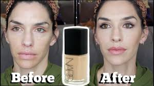 nars sheer glow foundation review you