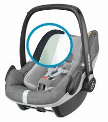 maxi cosi infant car seat pebble plus nomad grey 2018 large image 3