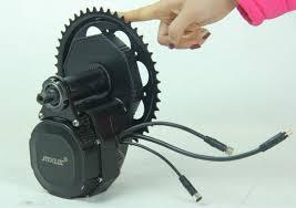 Electric Motor Electric Bike Mid Motor Electric Bike Crank Motor