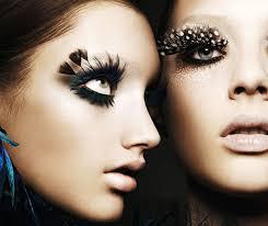 shu uemura lashes new years eve glam makeup tutorials you