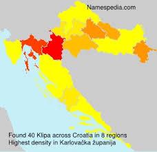 Klipa - Names Encyclopedia