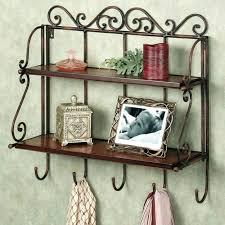 wrought iron wall shelves corner wall mount shelf ideas about corner wall shelves on wrought iron