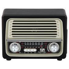 Купить <b>Радиоприемник Max MR-370</b> черный/золотистый в ...