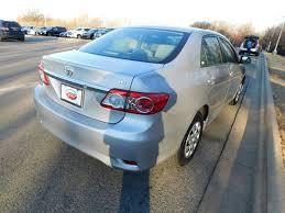 2011 Used Toyota Corolla 4dr Sedan Automatic LE at Honda of ...