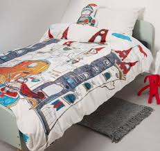 Dragon Castle Quilt Cover Set - Dragon Bedding - Kids Bedding Dreams & Dragon Castle Quilt Cover Set Adamdwight.com