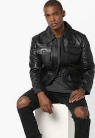 6 unusual leather jackets that are perfect for bad boys