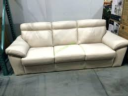 costco leather couches