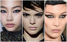 cat eye makeup trends spring 2018
