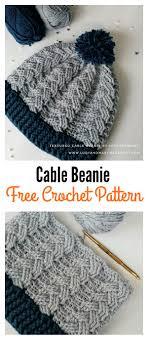 Beanie Hat Pattern Best Inspiration