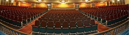 Virginia Theater Seating Chart About