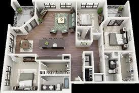 home designs plans. 3 bedroom house plans 3d design 7 home . designs n