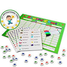 Buy New Behavior Chores Chart For Kids Toddlers Rewards