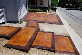 stained concrete patio. Plain Patio Pristineconcretepasoroblescastainedconcretepatios6 Stained Concrete Patio  Floors S92 For Stained Concrete Patio E