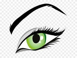eye green eyes iris eyelid eyebrows brows seeing makeup