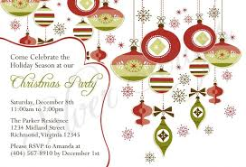 Downloadable Christmas Party Invitations Templates Free Delectable Free Christmas Party Invitation Templates Fwauk