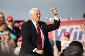 Mike Pence will preside over Biden's final victory. 'Then he'll likely skip  town.'