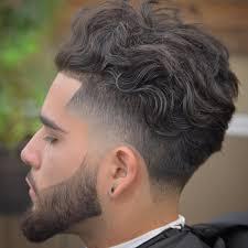 Men Haircuts Short Wavy Hair Masculine Haircut Ideas Cool Update