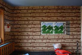 Minecraft Bedroom, Wall 1 By PuckleTimmer ...