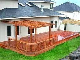 backyard deck design ideas. Outdoor Deck Design Ideas Backyard