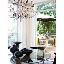 design classic lighting 2097 suspension light flos design classic designer chandeliers g