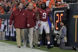 Bo Scarbrough injury: Alabama running ...