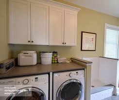 kitchen laundry room cabinets laundry. Laundry Room With White Wall Cabinets In The Brellin Laminate Door Style Kitchen