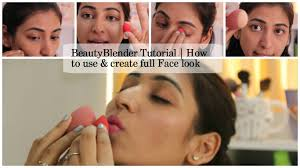 beautyblender tutorial full face makeup diffe ways to use beautyblender you