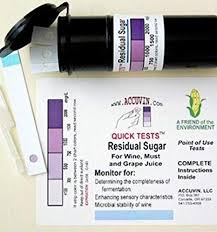 Accuvin Residual Sugar Kit