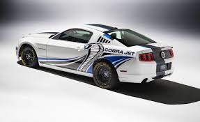 Photos: Ford Mustang Cobra Jet Concept